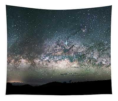 Eruption Of Stars Tapestry