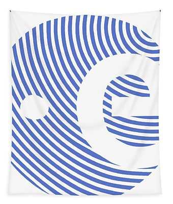 Esa Logo Tapestry