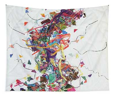 Etude In Fabric Tapestry