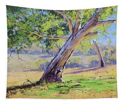 Eucalyptus Tree Australia Tapestry