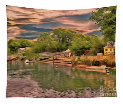 Everything That I Love About The River Tapestry