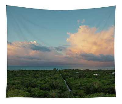 Exuma Skies Tapestry