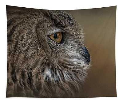 Eye Of Wisdom  Tapestry