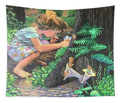 Fairy World Tapestry