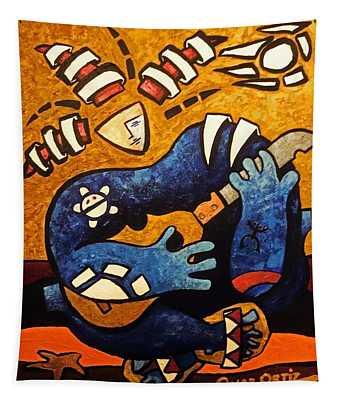 Fajardo Dreaming Tapestry
