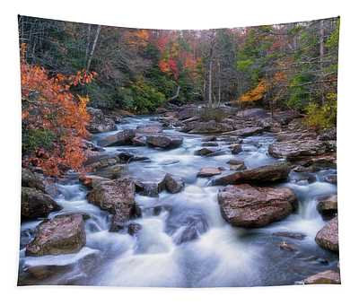 Fall Flow Tapestry