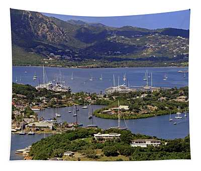 Falmouth Harbour Tapestry