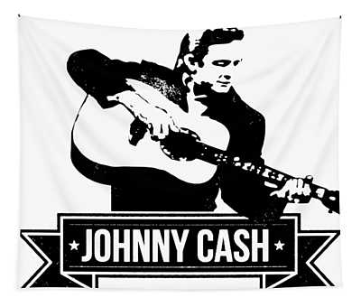Famous Johnny Ever Tapestry