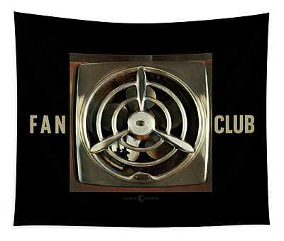Fan Club Tapestry