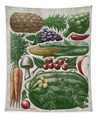 Farmer's Market - Color Tapestry