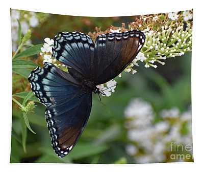 Fascinating Red-spotted Purple Tapestry