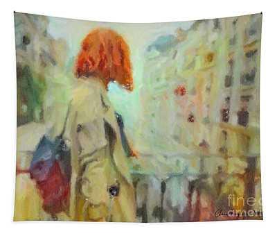 Feel The Rain Tapestry