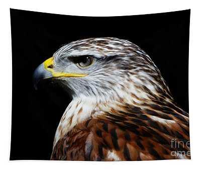 Ferruginous Hawk Tapestry