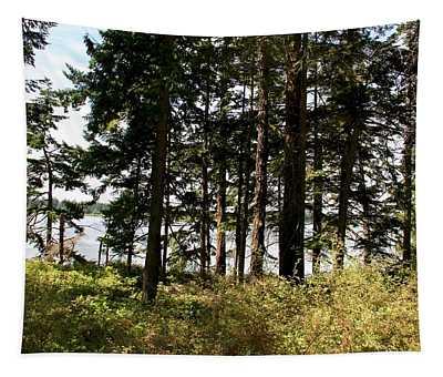 Fidalgo Islands Puget Sound Tapestry