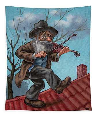 Fiddler On The Roof. Op.#2853 Tapestry