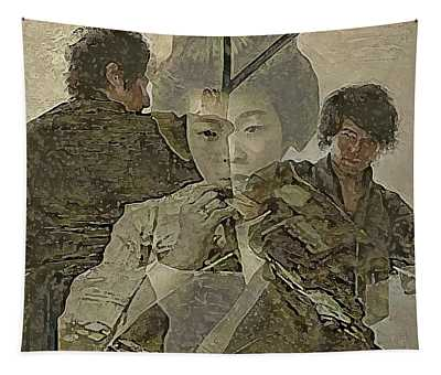Fight Tapestry