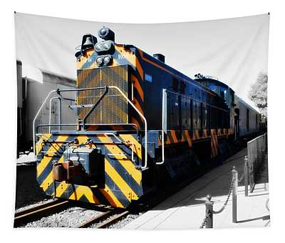 Fillmore And Western Railway Train Alco S6 Tapestry