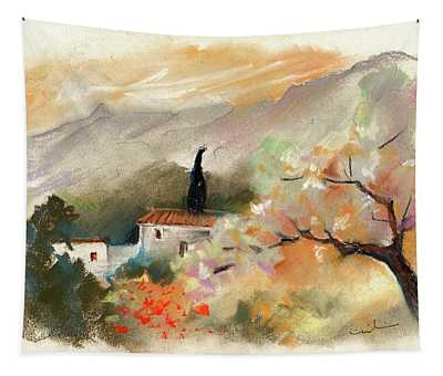 Finca On The Costa Blanca 05 Tapestry