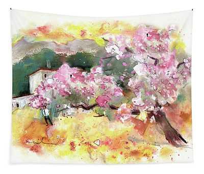 Finca On The Costa Blanca 06 Tapestry