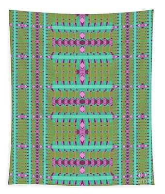 Finding Balance Variation 2 Tapestry