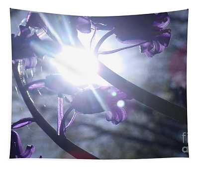 Fine Art Bluebells Photo 1 Tapestry