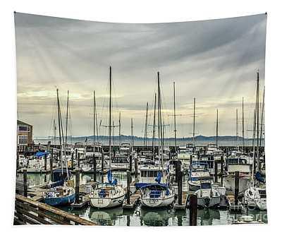 Fisherman's Wharf Tapestry