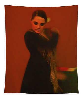 Flamenco Series 2 Tapestry