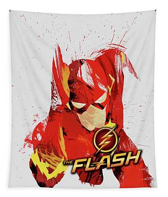 Flash 3 Tapestry