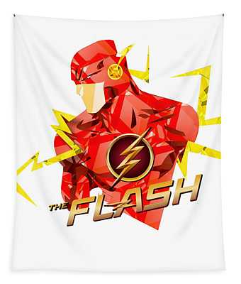 Flash 4 Tapestry