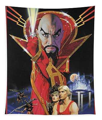 Flash Gordon Tapestry