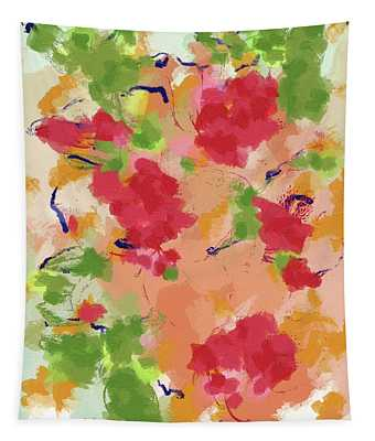 Floral Hint - Dwp2082043 Tapestry