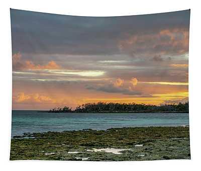 Florida Keys Sunset Tapestry