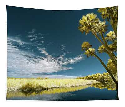 Florida State Park Tapestry