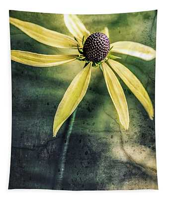 Flower Texture Tapestry