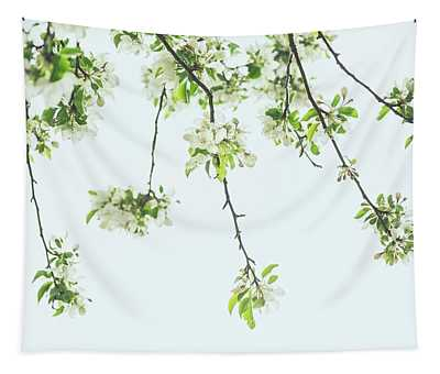 Flowering Branches Tapestry