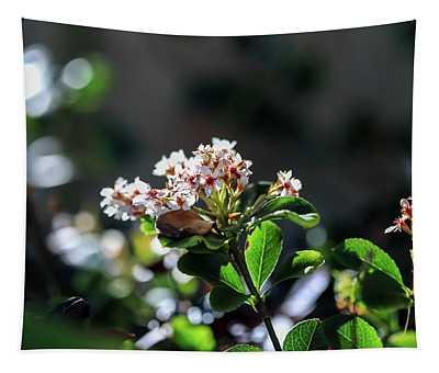 Beautiful Blooms Tapestry