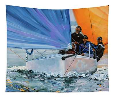Flying Colors Two Tapestry