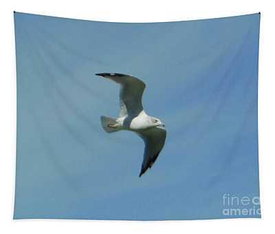 Flying Seagull Tapestry