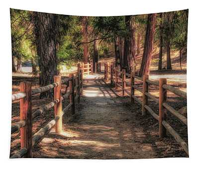Follow Me 2 Tapestry
