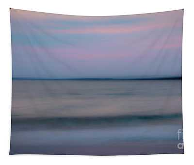 Folly Beach Sunset Tapestry