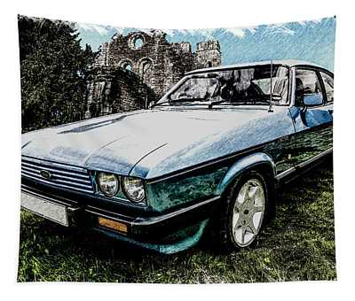 Ford Capri 3.8i Pencil V2 Tapestry