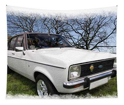 Ford Escort Tapestry