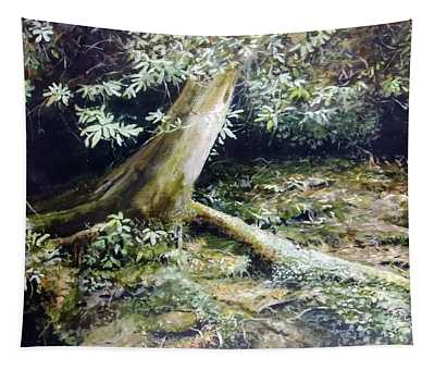 Forest Edge Tapestry