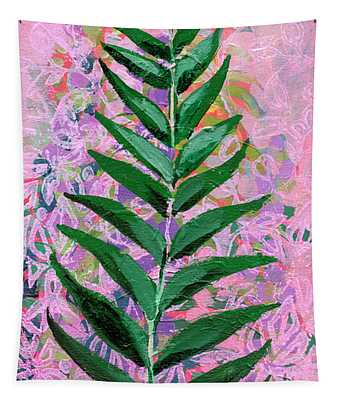 Forest Layers Tapestry