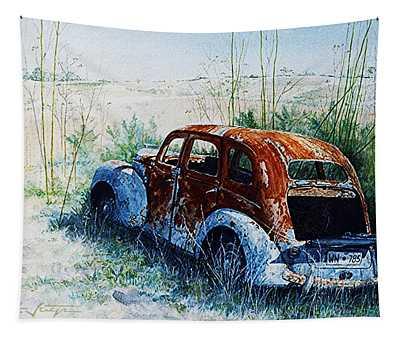 Forgotten. . .  Tapestry