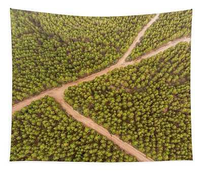 Fork Tapestry