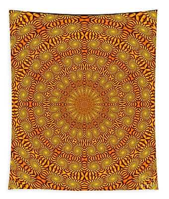 Fractal Schnitzel-6 Tapestry