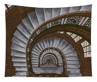 Frank Lloyd Wright - The Rookery Tapestry