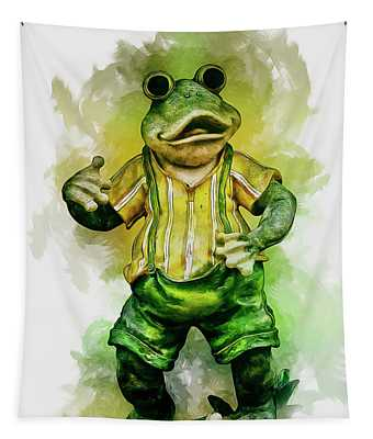 Designs Similar to Frog Art by Ian Mitchell