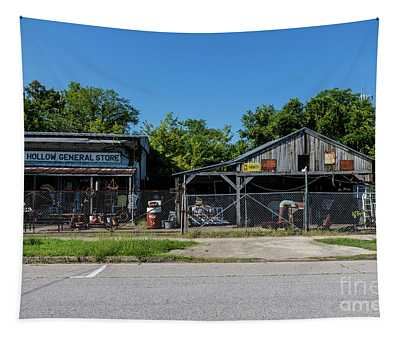 Frog Hollow General Store - Augusta Ga Tapestry